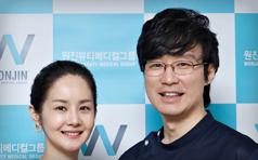金佳妍到访韩国原辰整形医院 美丽与你同行