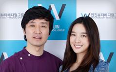 李清娥到访韩国原辰整形医院 美丽与你同行