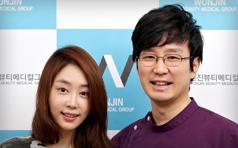 姜艺媛到访韩国原辰整形医院 美丽与你同行