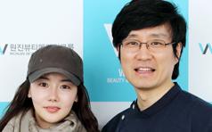 黄雨瑟惠到访韩国原辰整形医院 美丽与你同行