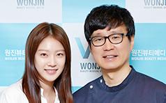孔升妍到访韩国原辰整形医院 美丽与你同行