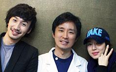 刘仁娜李光洙到访韩国原辰整形医院 美丽与你同行