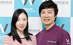 申雅岚到访韩国原辰整形医院 美丽与你同行